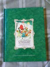New ListingSale The Hallmark Christmas Song Book sheet music card Hal Leonard piano guitar