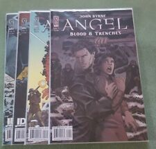 Angel: Blood And Trenches #1-4 (Complete Mini Series)