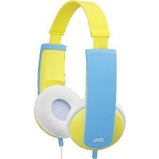 JVC Tiny PHONES Kids Stereo Headphones - Yellow