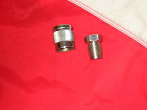 *SHERWOOD** SCUBA VALVE PARTS** N.O.S.** Stainless Steel**