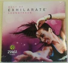 "BEST OF EXHILARATE SOUNDTRACK Zumba Fitness [Slipcase] (2 CDs, 2011 - USA) ""NEW"""