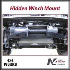 N4 Hidden Winch Mount Plate Iveco Daily 4x4 II & III (1990-06)