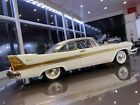 1/18 Anson 1957 Plymouth Fury Boxed But Badly Damaged Please Read Description.