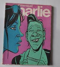 MENSUEL CHARLIE #129 French Comic Magazine 1979 Pre-Charlie Hebdo Peanuts