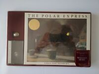 The Polar Express Gift Set Narrated by William Hurt. Book, Cassette, & Bell