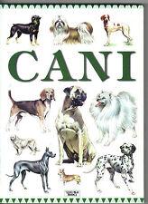 """""""CANI"""" RLD BOOKS - LIBRO ILLUSTRATO SUI CANI"""