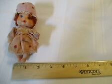 Vintage Strawberry Shortcake Doll berry babies sleeper pj bonnets hats toy fun