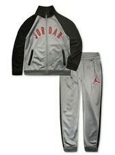 Jordan Little Boys 2-Pc. Tricot Colorblocked Jacket & Pants Set - Size 6 - NWT