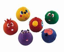 Latex Ball mit Gesicht Hundespielzeug
