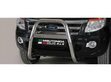 FORD RANGER 2012> BULL BAR Medium Bar Alto  Ø 63mm INOX