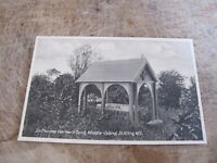 Early Postcard - Sir Thomas Warner's Tomb, Middle Island St Kitts, West Indies