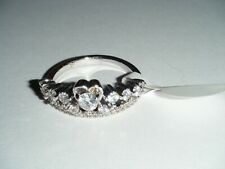 Fragrant Jewels Crown Womens Ring Size 8 (Ref #003)