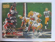 Brett Favre - 1998 Skybox Premium Packers/Broncos OFTA #200 - Green Bay PACKERS