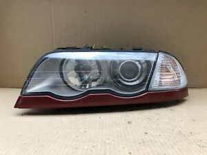 1999-2001 BMW E46 323i 325i 328i 330xi DRIVER LEFT SIDE HID HEADLIGHT TESTED OEM