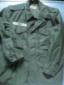 M1951 Field Jacket. 1963. Size Short Medium. Named.