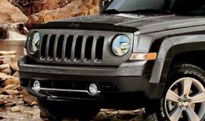 2007-2017 Jeep Patriot Mopar OEM Tinted Bug Shield 82210417AB
