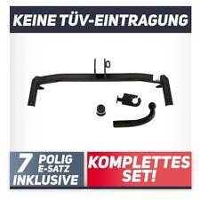 Für Volkswagen Polo III 6N2 Variant 97-02 Anhängerkupplung starr+E-Satz 7p