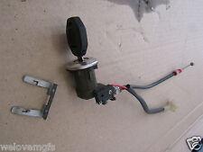 MG TF/MGTF/MGF  Boot Lock & Retaining Clip One Key