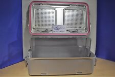 Genesis Sterilization Container Full-Length w Basket CD3-7ST (1500-001)