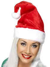 lusso babbo natale Cappello Donna NATALE ACCESSORIO VESTITO Santa's