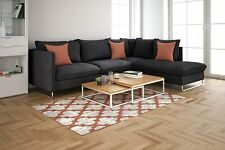 Pierre Cardin Modern, Soft Area Rug,Low pile Carpet,Abstract Living Room,Bedroom