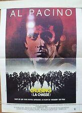 Affiche CRUISING (LA CHASSE) Al Pacino 60x40 cm