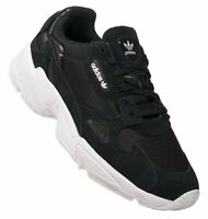 Adidas Originals FALCON W B28129 Damen Schuhe Schwarz Sneaker Freizeitschuhe