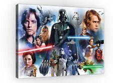 LEINWANDBILD BILD  WANDBILDER CANVAS Star Wars, Krieg, Kinder 3FX920O4