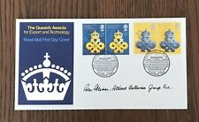1990 Queen's Award For Export & Technology. FDC