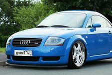 FRONT SPOILER Cup spada da ABS per Audi TT 8n anno 1998-2006