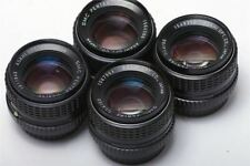 Used 1Pcs Pentax 50Mm 1:1.4 Lens Tested Functional fr