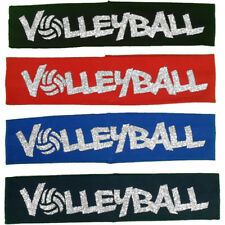 Glitter Volleyball Headbands