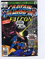 Captain America #219 Marvel 1978