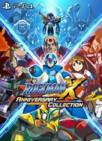 Rockman X Anniversary Collection - PS4 Japan