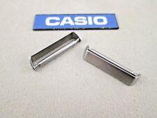 end link & pin X 2 sets Genuine Casio Prs-400 Sgw-100 Sgw-100J watch band