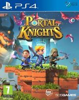 Portal Knights PS4 * NEW SEALED PAL *
