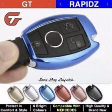 TPU Key Case Cover for Mercedes A B R G Class GLK GLA w204 W251 W463 W176 etc
