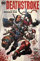 Deathstroke Vol.3: Suicide Run Tony S. Daniel DC Comics (2016) SC
