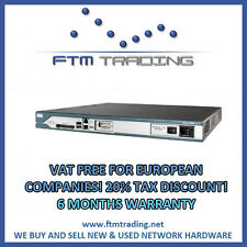 Cisco C2811V-ATM2T1E1-E Refurbished! 2800 2811 series AIM ATM bundle ccna ccie