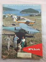 AOPA Pilot Magazine  Airplane Aviation  June 1959   Puget Sound Island