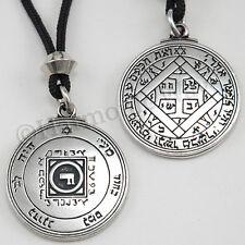 Solomon Seal Magic LOVE AMULET Power Talisman Pentacle Venus Pendant Necklace