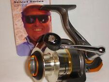 Fishing Reels-NEW QUANTUM BILL DANCE SELECT SERIES 30 Size  8bb SPIN REEL