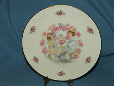 Vintage Royal Doulton 1977 Valentine's Day Collector Plate Poem My Valentine