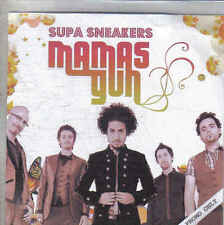 Mamas Gun- Supa Sneakers Promo cd single