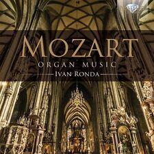 IVAN RONDA - ORGAN MUSIC  CD NEUF MOZART,WOLFGANG AMADEUS