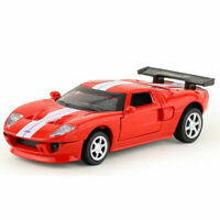 Ford GT Supercar 1:40 Scale Model Car Diecast Gift Toy Vehicle Collection Red