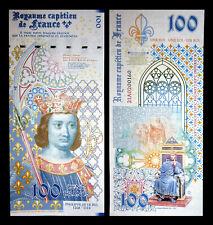 NOUVEAU ! 100 FRANCS (2021) - ROYAUME CAPETIEN DE FRANCE - PHILIPPE IV LE BEL