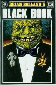 Brian Bolland's Black Book # 1 (one-shot, sampler) (USA, 1985)