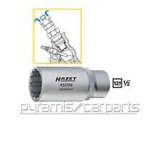 NEU 1x HAZET 4555N Einspritzdüsen-Werkzeug , s: 27 mm,Innen-Vierkant(€59,95/EH)