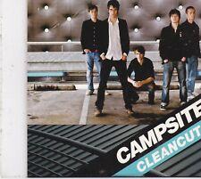 Campsite-Cleancut cd single